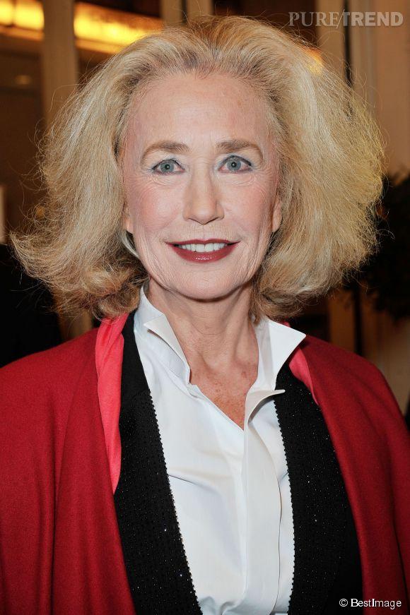"""Brigitte Fossey sera bientôt à l'affiche de  """" Jusqu'au Dernier"""", une nouvelle saga sur France 3."""