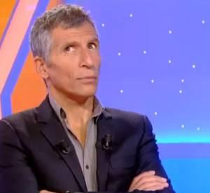 """Nagui tacle Mylène Farmer dans l'émission """"Tout le monde veut prendre sa place"""" diffusée ce dimanche 10 août 2014 sur France 2."""