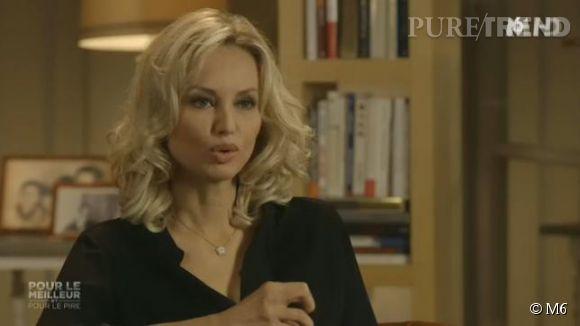 """Adriana Karembeau la love coach de l'émission """"Pour le meilleur et pour le pire"""" revient finalement pour une deuxième saison."""