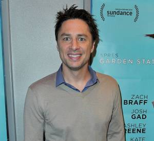 """Zach Braff : nous avons rencontré l'acteur/réalisateur pour le film """"Le rôle de ma vie""""."""