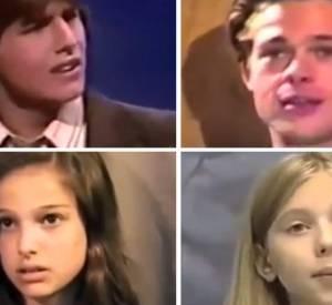 Les 40 auditions des acteurs et actrices avant qu'ils ne deviennent des stars intergalactiques.
