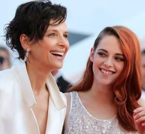 Juliette Binoche : nue dans un lac avec Kristen Stewart, elle assume !