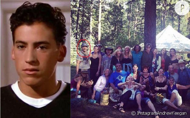 """Andrew Keegan, Wilson de """"7 à la maison"""" et son Full Circle..."""