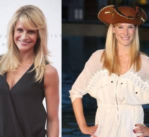 Sandrine Corman, Louise Ekland et Elodie Gossuin : les jolies blondes ont le vent en poupe. Grâce à elles, la rentrée télé se fera en beauté!