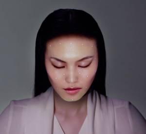 Le maquillage électronique ou quand le visage devient une oeuvre d'art