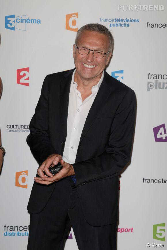 Laurent Ruquier pousse un coup de gueule contre François Hollande à la télé !