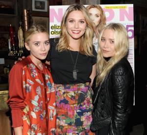 Ashley Olsen, Elizabeth Olsen et Mary Kate Olsen, un trio inséparable, jusqu'au mariage !