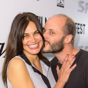 Helena Noguerra et son compagnon Fabrice du Welz présentent leur nouveau film.