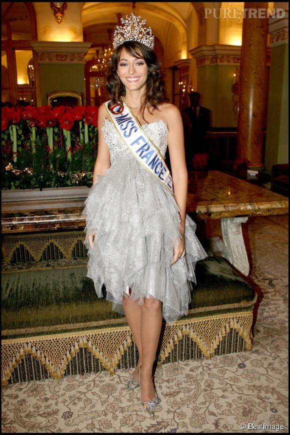 Rachel Legrain-Trapani, retour sur son année Miss France.