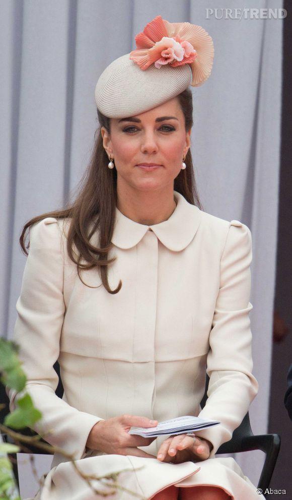 Kate Middleton enceinte serait à nouveau très malade à cause de nausées carabinées !