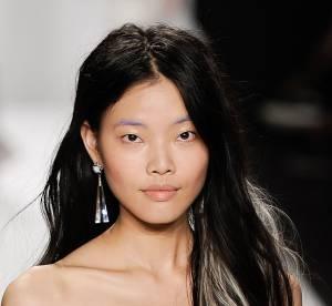 Fashion Week : les sourcils coloriés, bientôt une nouvelle tendance beauté ?