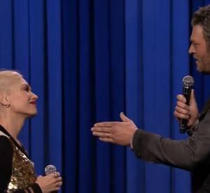 Gwen Stefani et Blake Shelton : un playback mitigé chez Jimmy Fallon