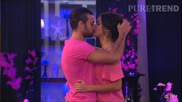 """Leila et Aymeric se retrouvent pour 24h dès ce soir dans """"Secret Story 8"""" sur  TF1 ."""