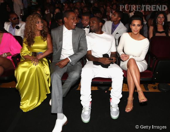 Jay-Z a gagné plus que Kanye West en 2014. Sorry Kimmy.