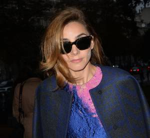 Clotilde Courau, une princesse colorée pour la Fashion Week de Paris