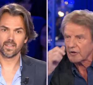 """Aymeric Caron VS Bernard Kouchner : le clash de samedi dernier dans """"On n'est pas couché"""" sur France 2."""