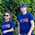 Mila Kunis et Ashton Kutcher heureux parents d'une petite Wyatt.
