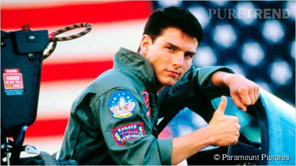 """""""Top Gun"""" : retour sur un film culte qui a marqué les débuts de Tom Cruise."""