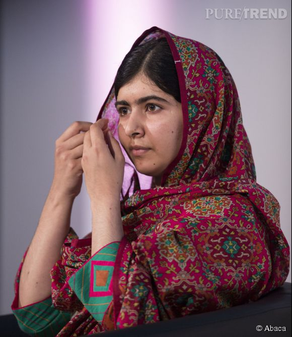Malala Yousafzai devient Prix Nobel de la paix ce vendredi 10 octobre. À seulement 17 ans, l'activiste pakistanaise est le symbole du combat pour l'éducation des femmes.