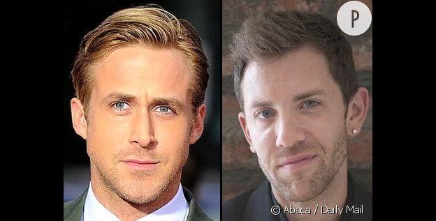 Ryan Gosling et Nicholas Ryan
