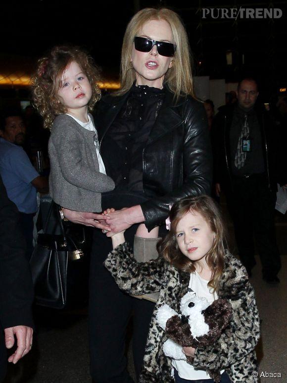 Nicole Kidman veut un cinquième enfant.