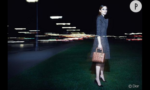 Cotillard lady Dior