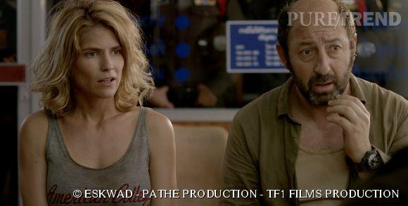 """Alice Taglioni et Kad Merad dans le film """"On a marché sur Bangkok"""" d'Olivier Baroux."""