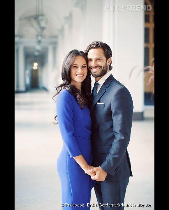 Le palais royal suédois a enfin annoncé la date de mariage du prince Carl Philipe de suède et sa belle, Sofia Hellqvist !