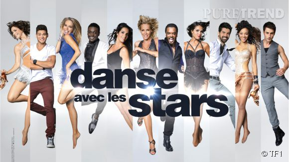 """Toute la grande famille de """"Danse avec les stars"""", toutes saisons et tous rôles confondus, s'est donné rendez-vous au spectacle de Brahim Zaibat ce mardi."""
