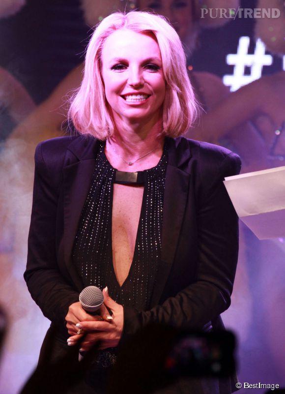 Britney Spears va mieux : elle a retrouvé un mec et Las Vegas la met à l'honneur !
