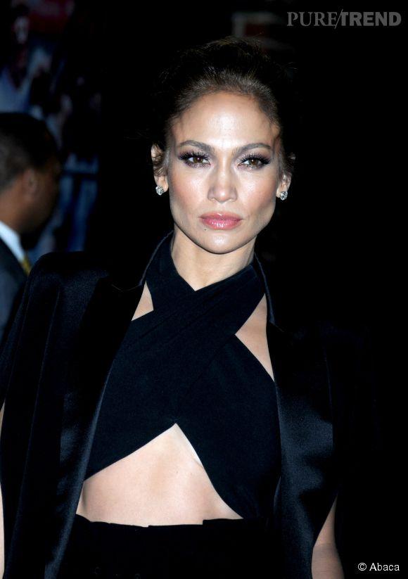 Jennifer Lopez, à tomber avec son mini top.