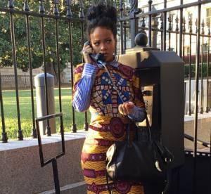 Rihanna prête à remplacer Barack Obama