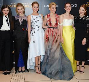 Jennifer Lawrence, Elizabeth Banks : brochette de canons pour Hunger Games