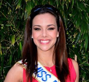 Marine Lorphelin (Miss France'13):une photo sublime au naturel pour débuter 2015