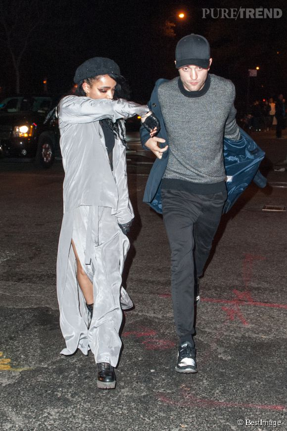 FKA twigs et Robert Pattinson sortent ensemble depuis quelques mois.