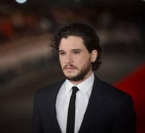 Kit Harington : nouvelle coupe de cheveux pour Jon Snow canon sur red carpet