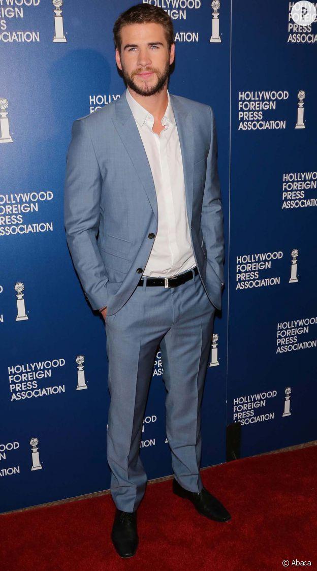 Liam Hemsworth est assez discret dans sa vie privée.