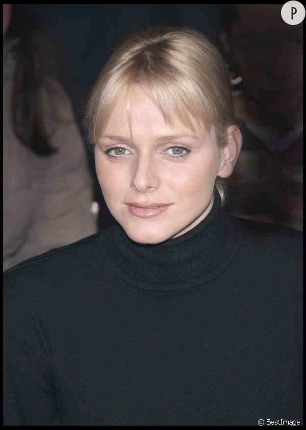 Charlène Wittstock, devenue princesse de Monaco et maman.