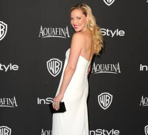 Katherine Heigl lors de l'after party WB InStyle Golden Globe au Hilton de Beverly Hills le 11 janvier 2015.
