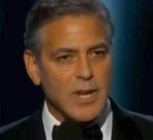 Discours de George Clooney lors de la 72ème cérémonie des Golden Globes, ce dimanche 11 janvier 2015.