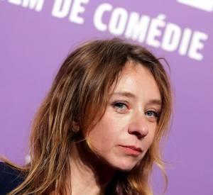 Sylvie Testud, l'actrice décomplexée reste naturelle.