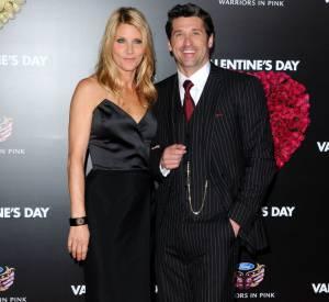 Patrick Dempsey et Jillian Fink ont trois enfants.