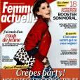 Jenifer se confie dans le dernier numéro de  Femme Actuelle .