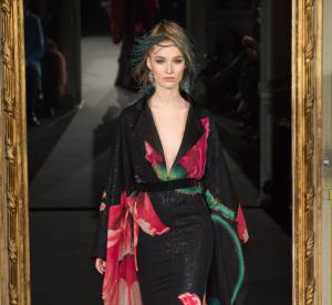 Défilé Alexis Mabille : Flower Power pour sa collection PE 2015