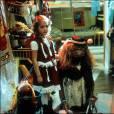 Petite fille, Drew Barrymore faisait faire des essayages à E.T....