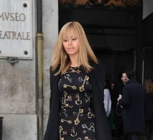 Zahia Dehar : nouveau look pour une nouvelle vie à Milan