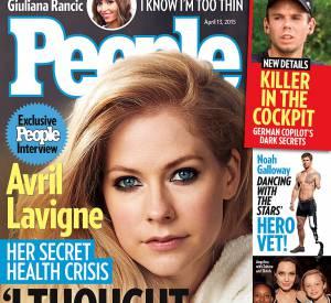 Avril Lavigne parle de sa maladie dans les pages du magazine People.