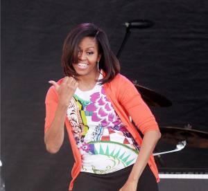 Michelle Obama : déchaînée pour Pâques, avec son mari et ses filles