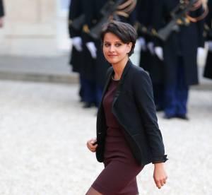 Najat Vallaud-Belkacem dévoile ses jambes en robe : son look de soirée glamour