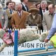En mars 2015 Camilla et Charles se sont fendus la poire à une course de mouton. Quelle folie !